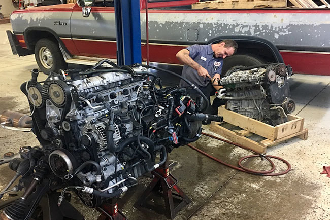 Engine Repairs in oshkosh