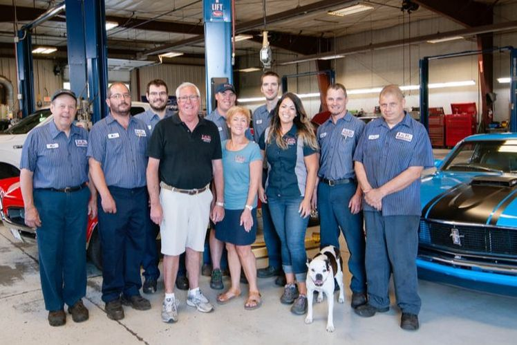 Team Oriented Auto Repair Oshkosh