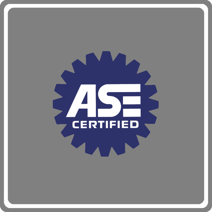 J&R Auto is ASE Certified.