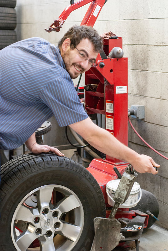 wheel replacement and repair in oshkosh